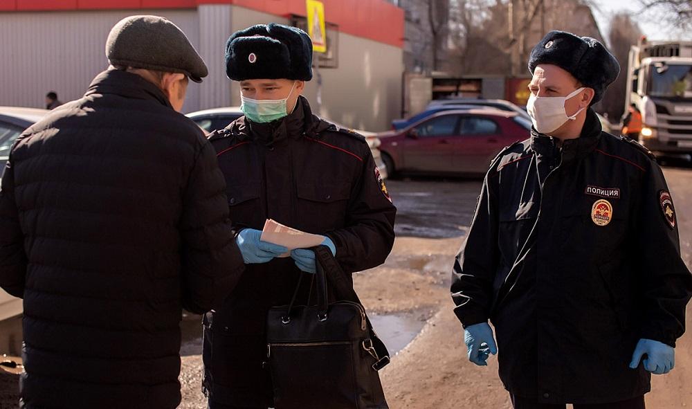 В Брянске прекратились «коронавирусные» облавы полицейских