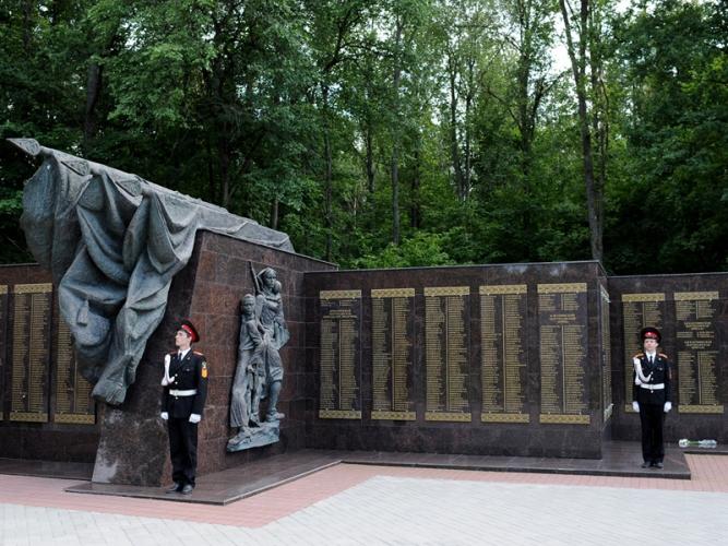 Мемориальный комплекс «Партизанская поляна» ждет реконструкция