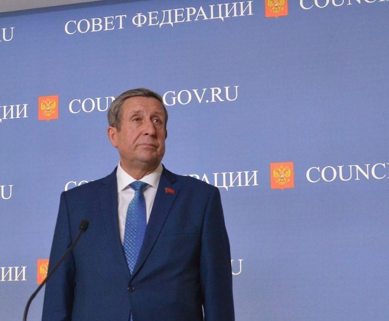 Губернатор Богомаз прокомментировал отставку председателя областной Думы Попкова