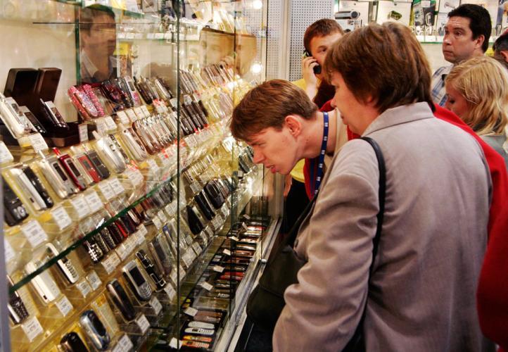 Брянцев ждет повышение цен на электронику