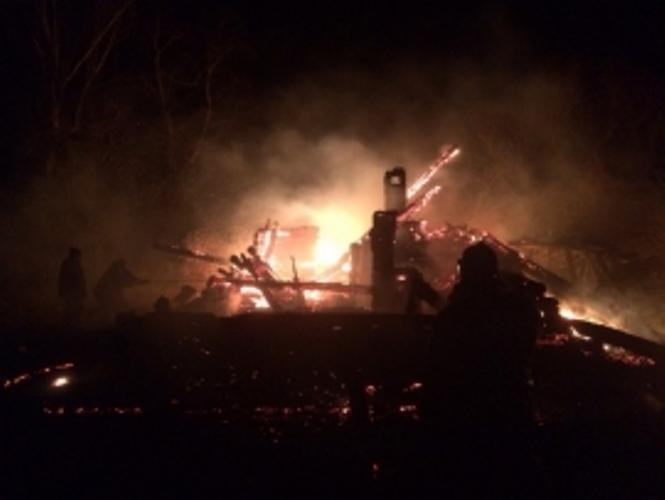 Трагедия в Карачеве: в страшном пожаре погибли трое детей