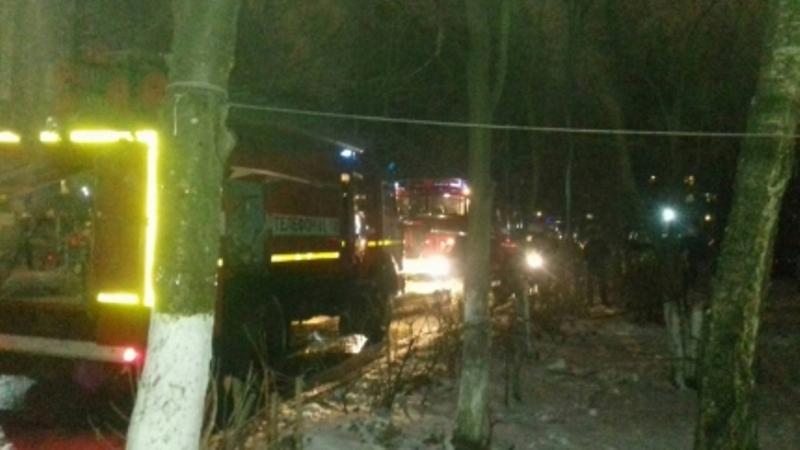 Из горящей квартиры в Брянске спасли мужчину и женщину