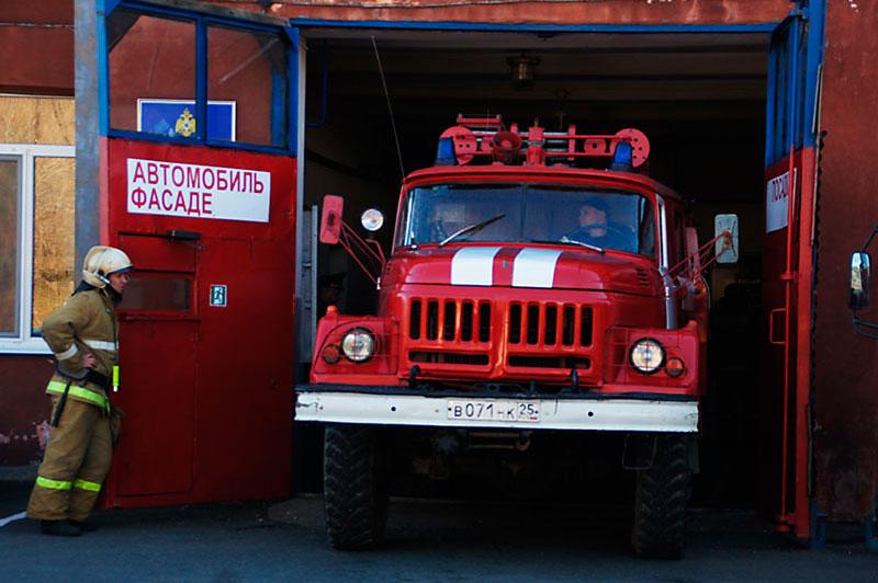 В Новозыбковском районе Брянской области произошел пожар