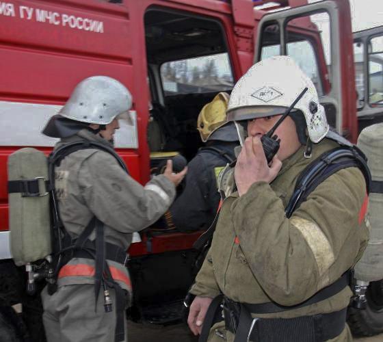 В Климовском районе сгорела легковушка