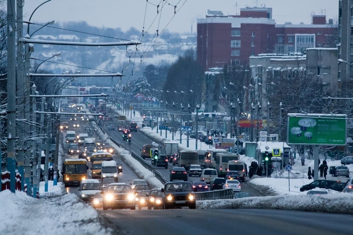 В Брянске движение в Советском районе ограничат 30 января