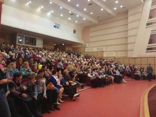 В Брянске прошел семейный фестиваль