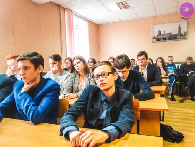 Брянским студентам и школьникам рассказали, как стать предпринимателями