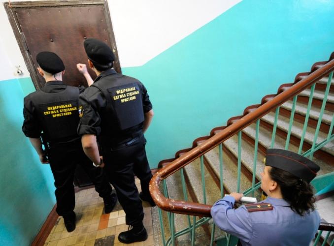 Судебные приставы арестовали имущество 85-го ремонтного завода