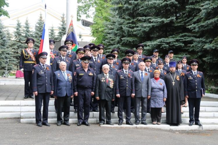 В Клинцах прошла военная присяга военнослужащих