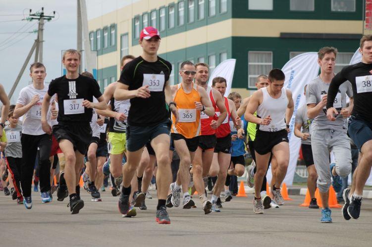 В Брянске пройдет новогодний легкоатлетический пробег