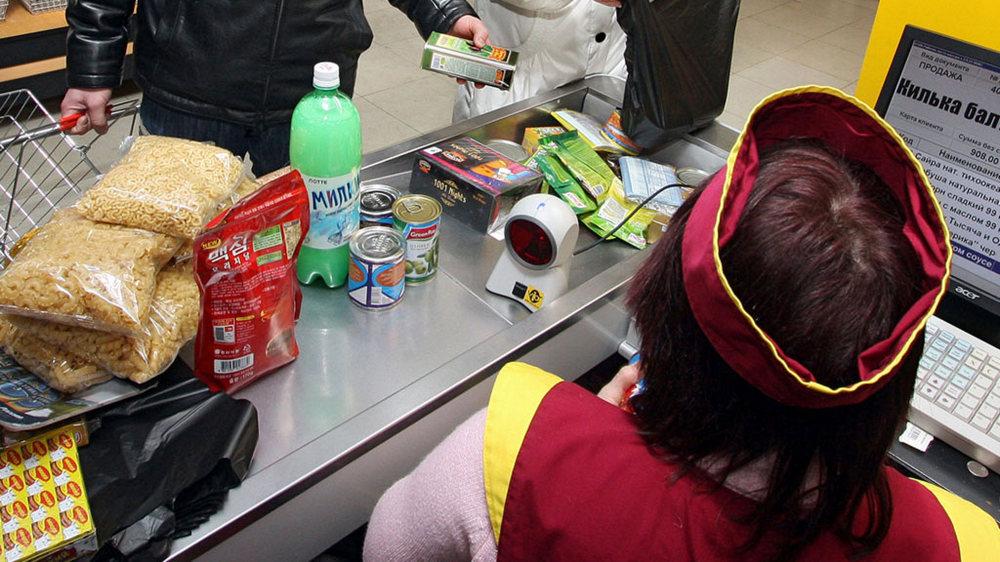 В Брянске на коронавирус наплевали некоторые торговые точки
