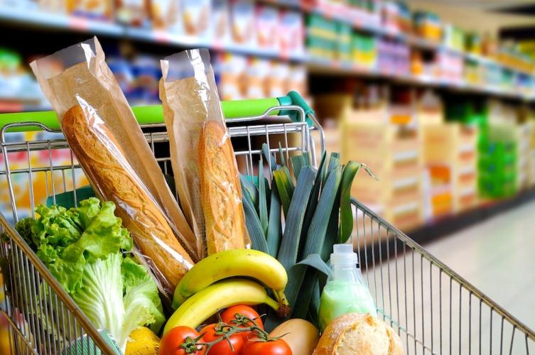 В феврале продукты в брянских магазинах подорожают на 8%