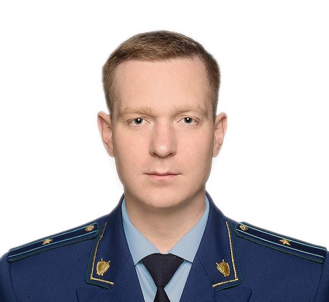 В Жирятинском районе появился новый прокурор