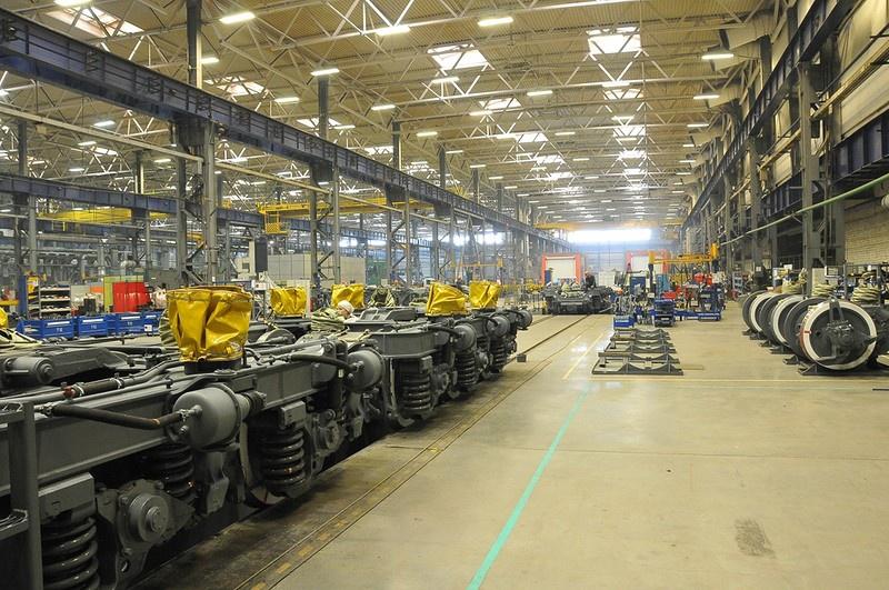 Промышленность Брянской области закончила год ожидаемым ростом
