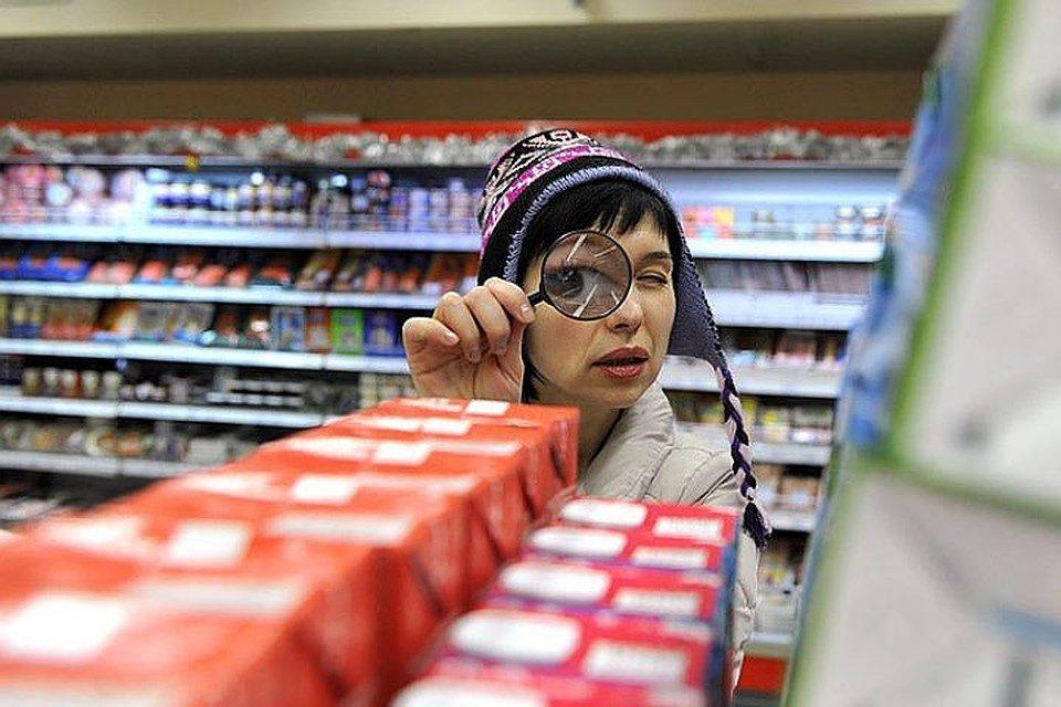 В Брянске покупательница возмутилась просрочкой