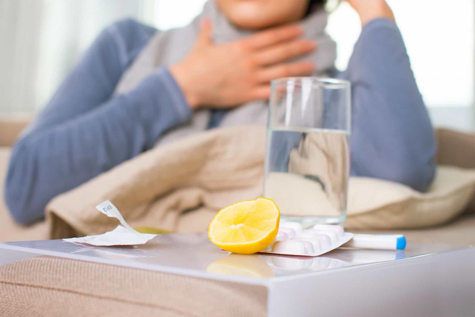 За неделю гриппом и ОРВИ заболели 8542 брянца