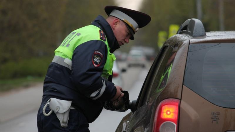 В Брянске за неделю задержали 109 пьяных водителей