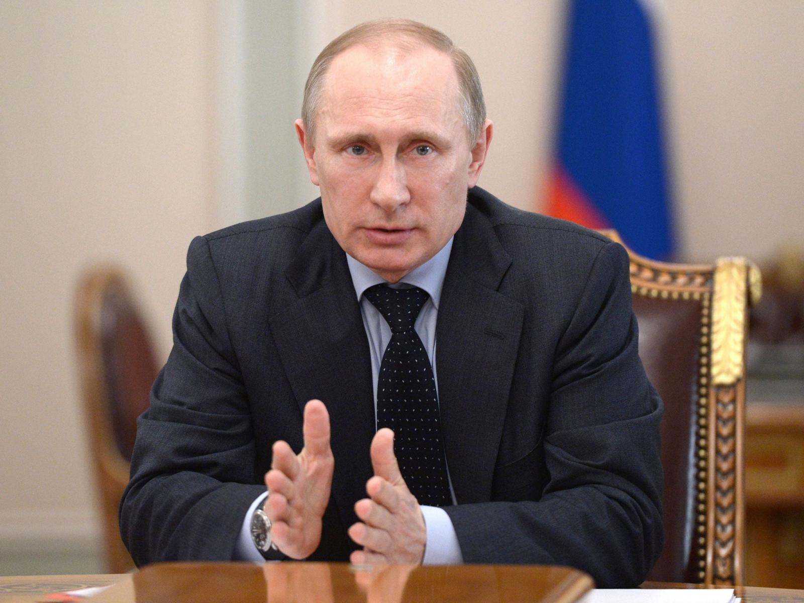 Владимир Путин 6 мая проведет совещание по выходу из режима ограничений