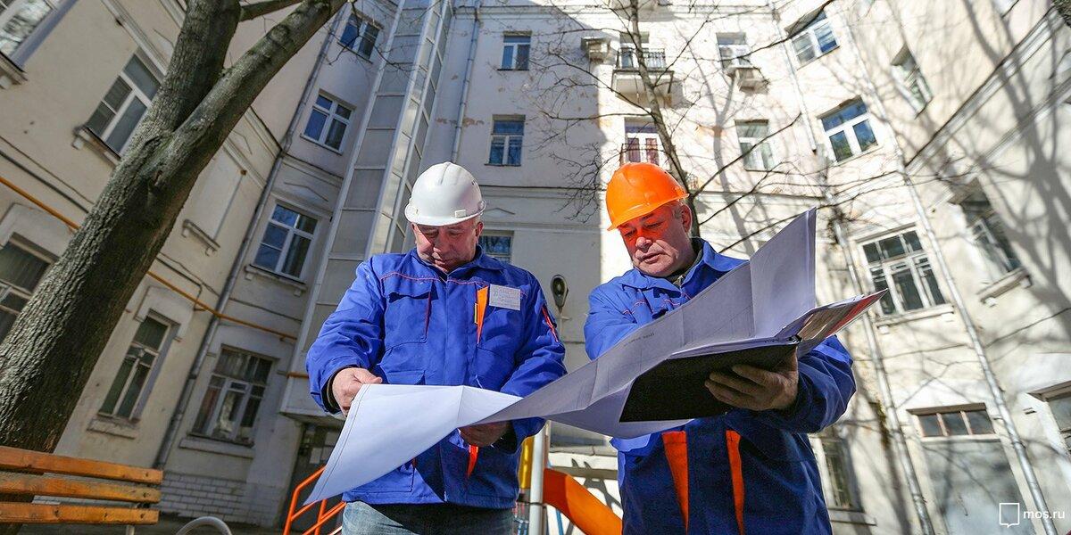 В Брянской области продолжается капитальный ремонт многоквартирных домов