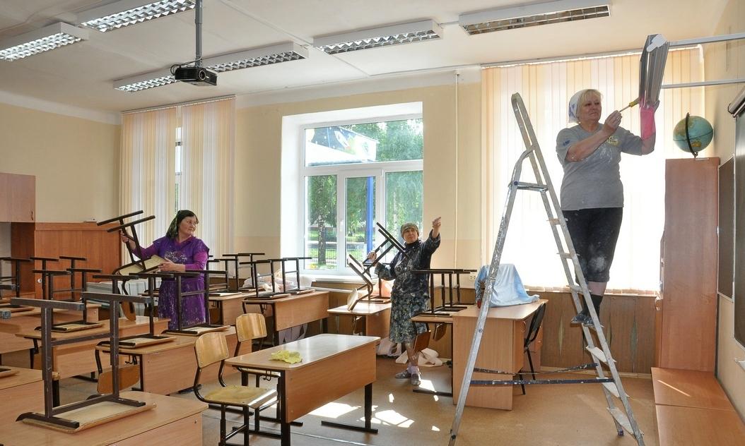 В Карачевском районе на ремонт школ и детских садов выделили 13 млн рублей