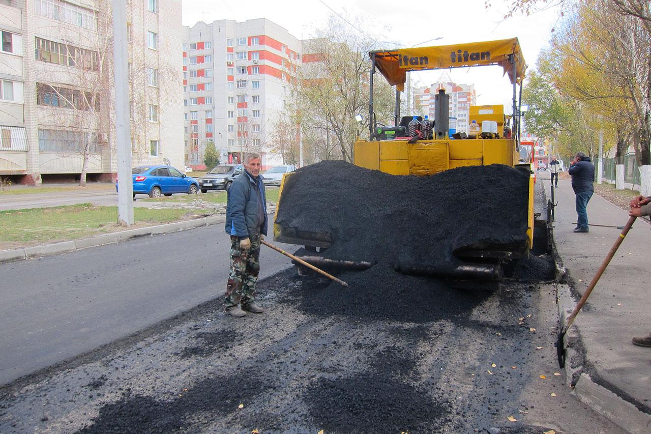 В Брянской области в 2021 году отремонтируют 41 дорогу