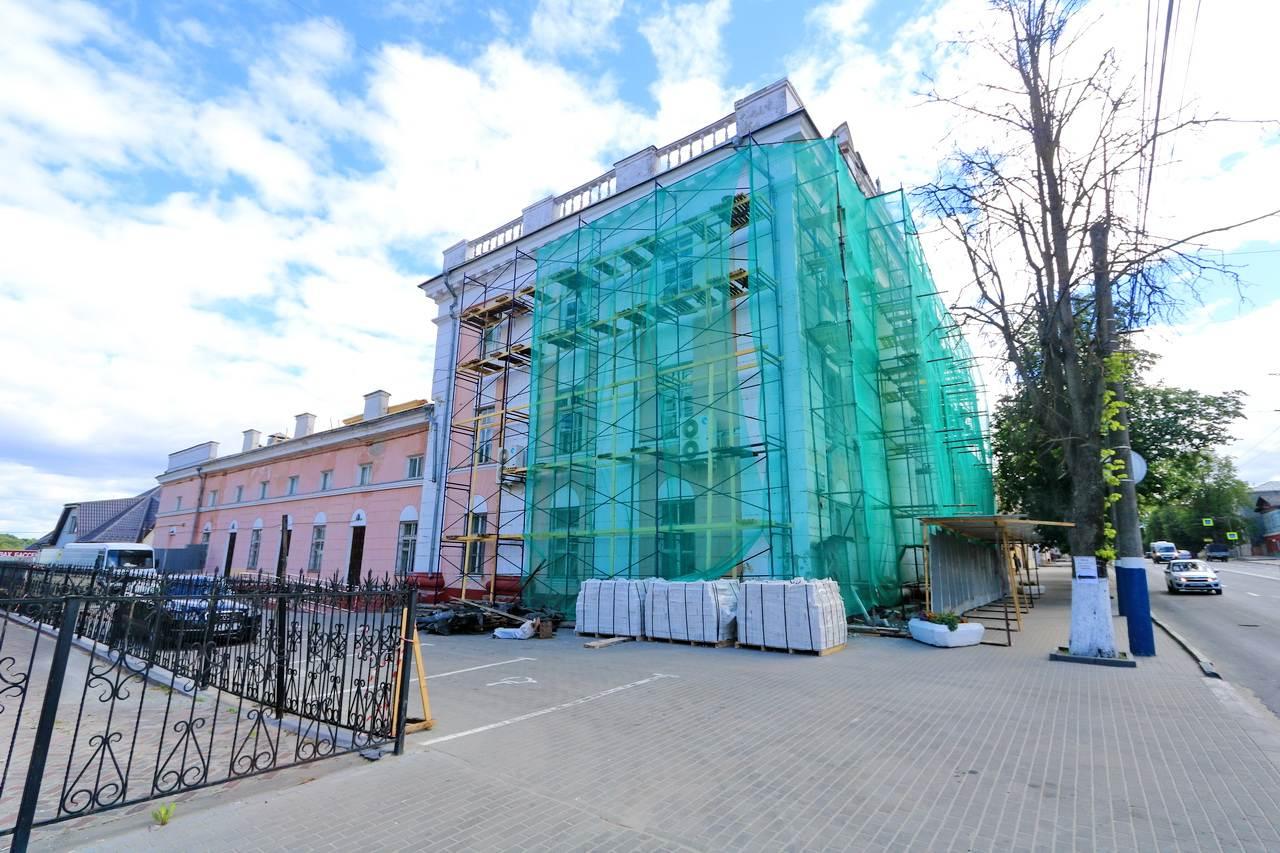 Почти 300 миллионов рублей потратили на обновление объектов культуры в Брянской области в 2020 году