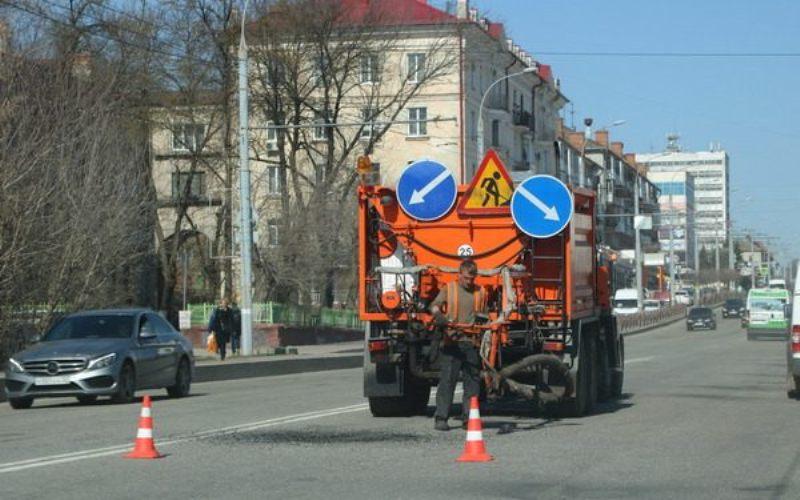 В Брянске отремонтируют проспект Ленина за 42,5 млн рублей