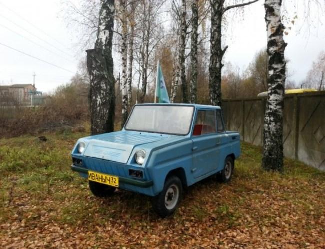 Брянцев приглашают на выставку ретро-автомобилей