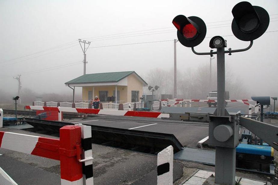 В Брянске на день ограничат движение через переезд возле платформы Мальцевская