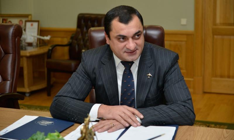 Осужденный экс-директор аэропорта «Брянск» Рохвадзе вышел на свободу