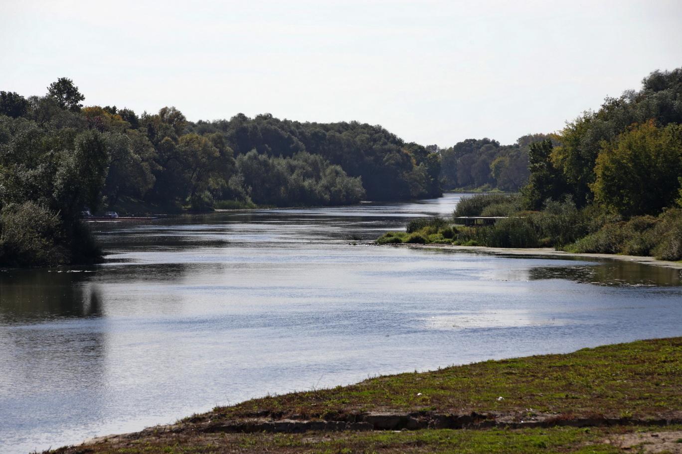 Уровень воды в реках Десне и Болве стабилизировался в Брянске