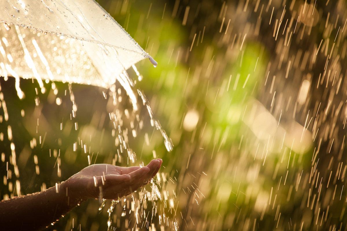 В воскресенье в Брянске обещают дождь и град