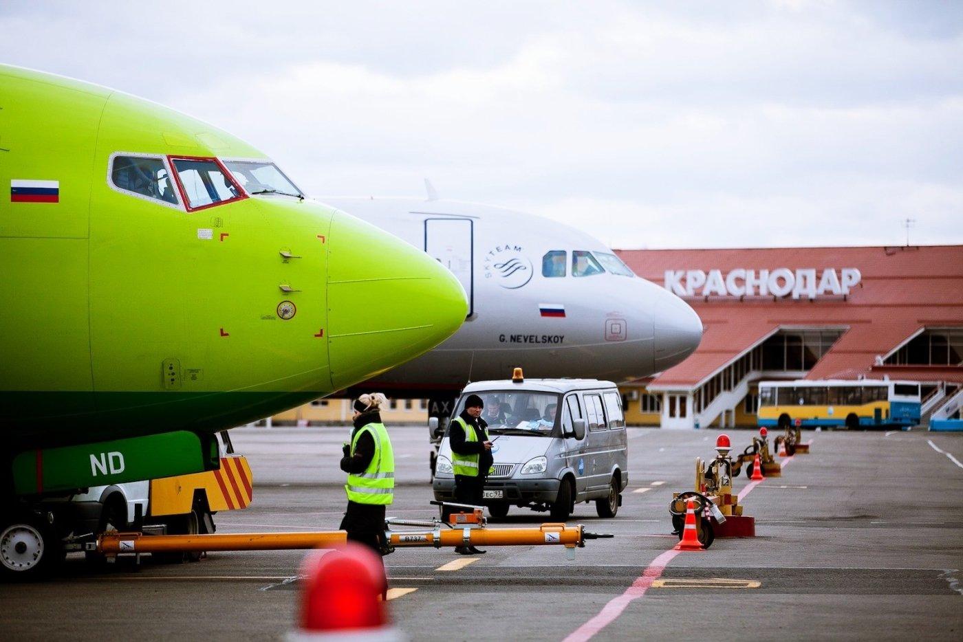 Самолет из Международного аэропорта «Брянск» в Краснодар не вылетел из-за поломки
