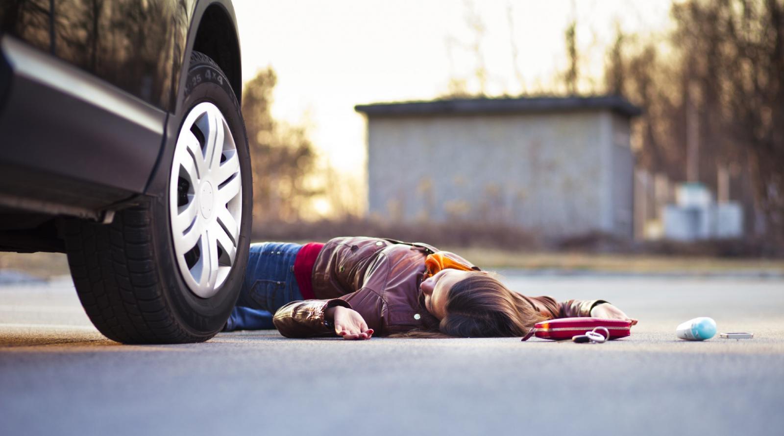 В Клинцовском районе сбили девушку 17-ти лет