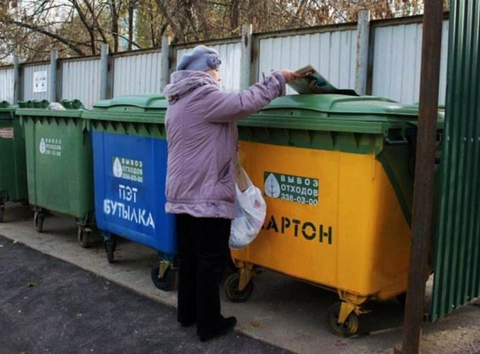 Брянских детей вовлекут в раздельный сбор отходов
