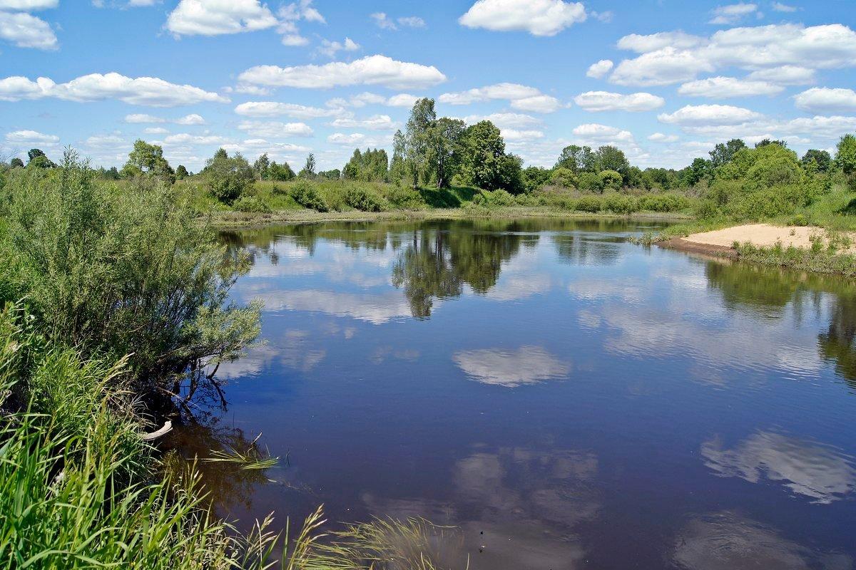 В Брянской области из-за дождей Болва может выйти из берегов