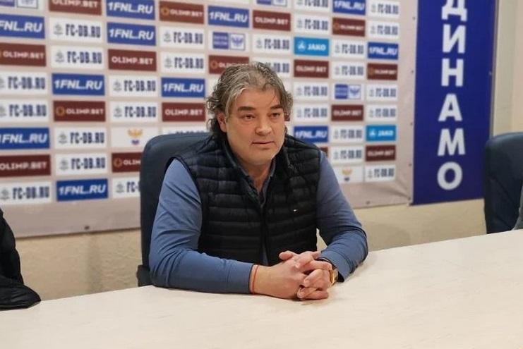 Директор «Динамо-Брянск» Сергей Фельдман подал заявление об уходе