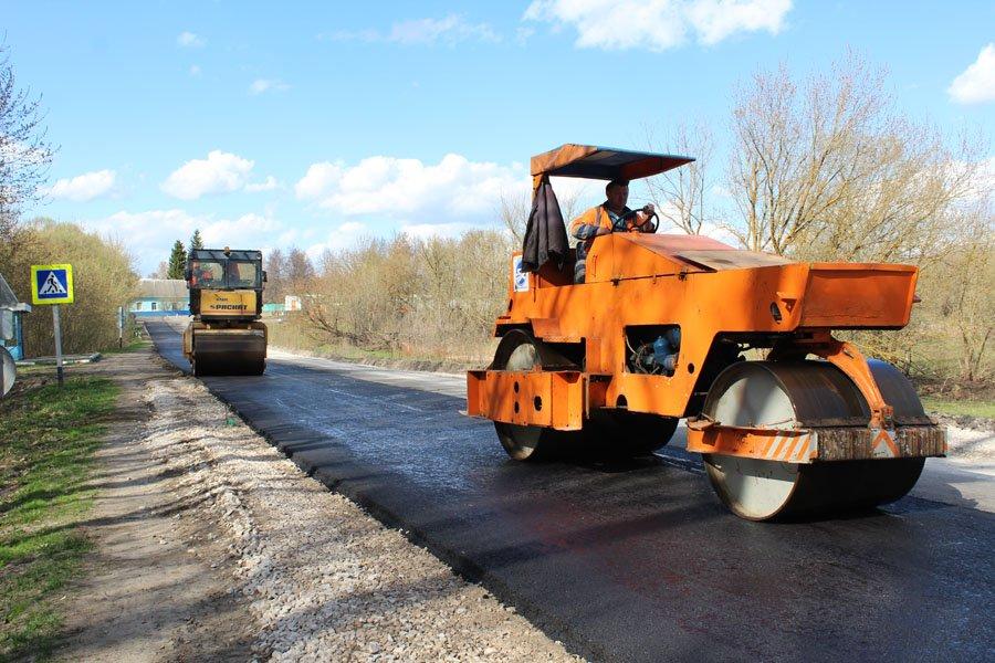 В Брянской области по нацпроекту отремонтируют автодорогу Комаричи-Севск