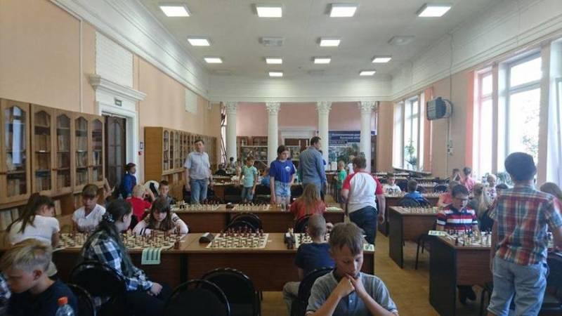 В Брянске начался международный шахматный турнир