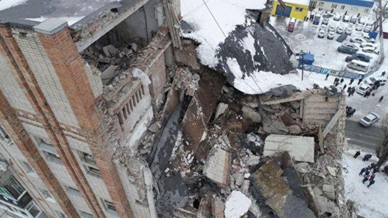 Найдены тела всех погибших при обрушении дома в Шахтах