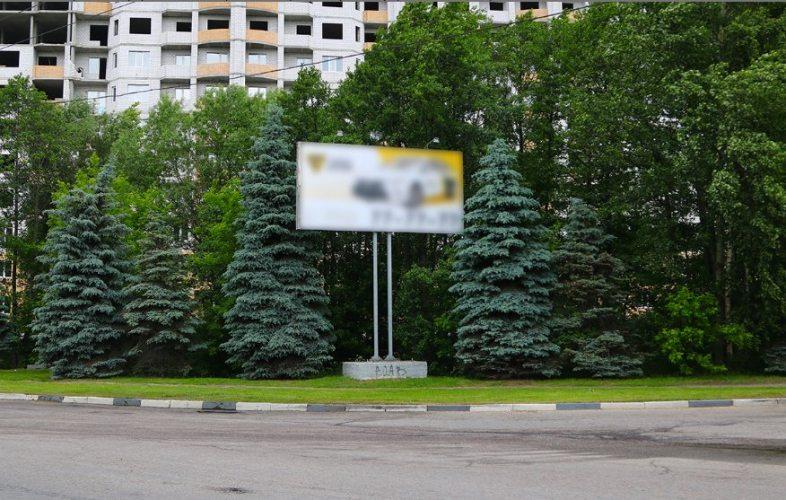 В Брянске рекламным щитам грозит исчезновение