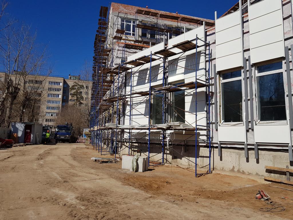 В Брянске к детской школе искусств №3 пристроят новое здание