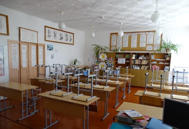 Сельские школы страдают без теплых санузлов