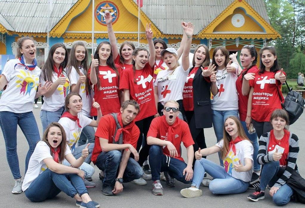 Для бойцов студенческих педагогических отрядов в Брянске открылась «Школа вожатых»