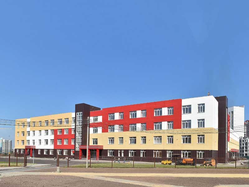 1 сентября в бывшем аэропорту Брянска откроется новая школа