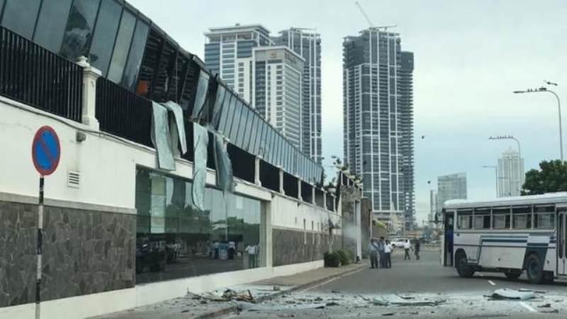 Число жертв взрывов на Шри-Ланке достигло 215 человек