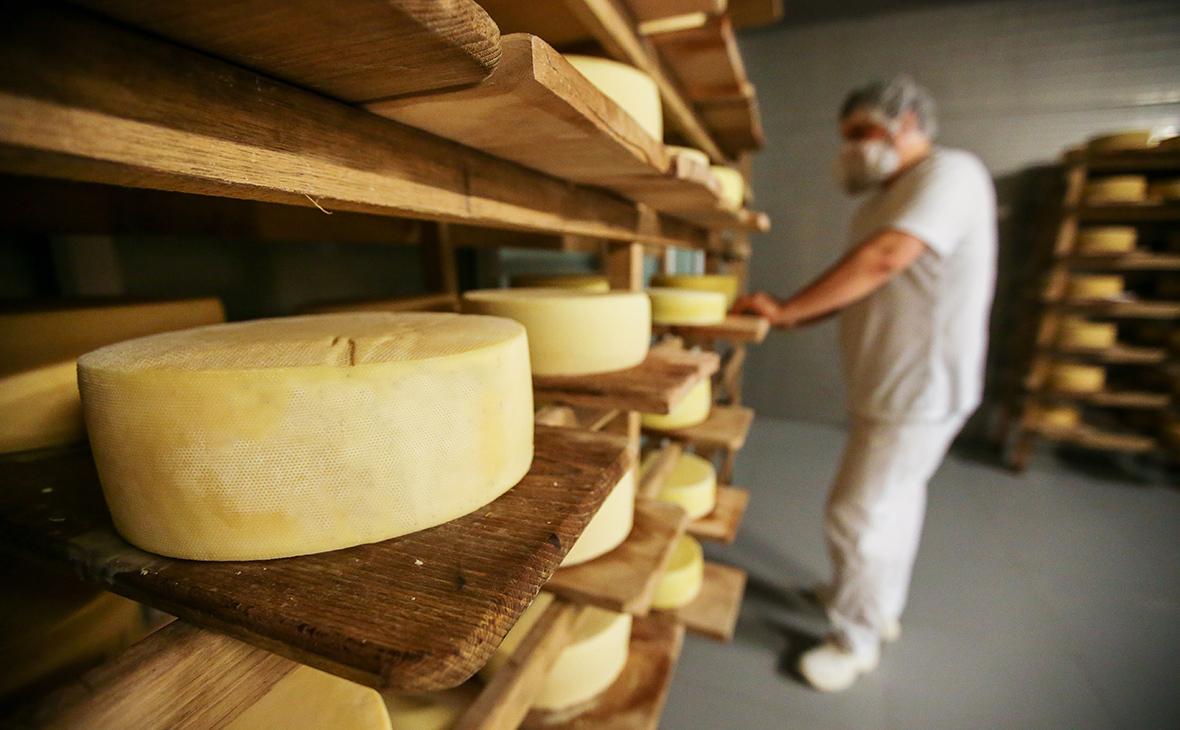 Брянская область занимает третье место в стране по производству сыра