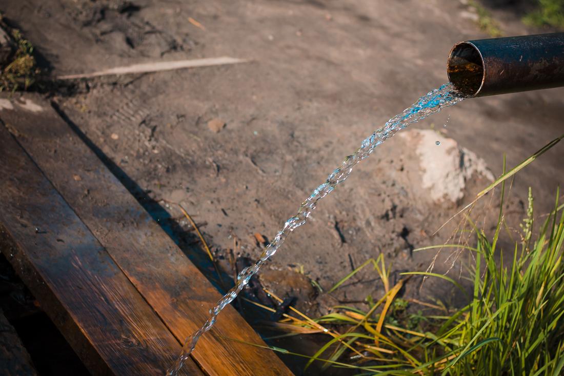 Три артезианские скважины появятся в Брянске в текущем году