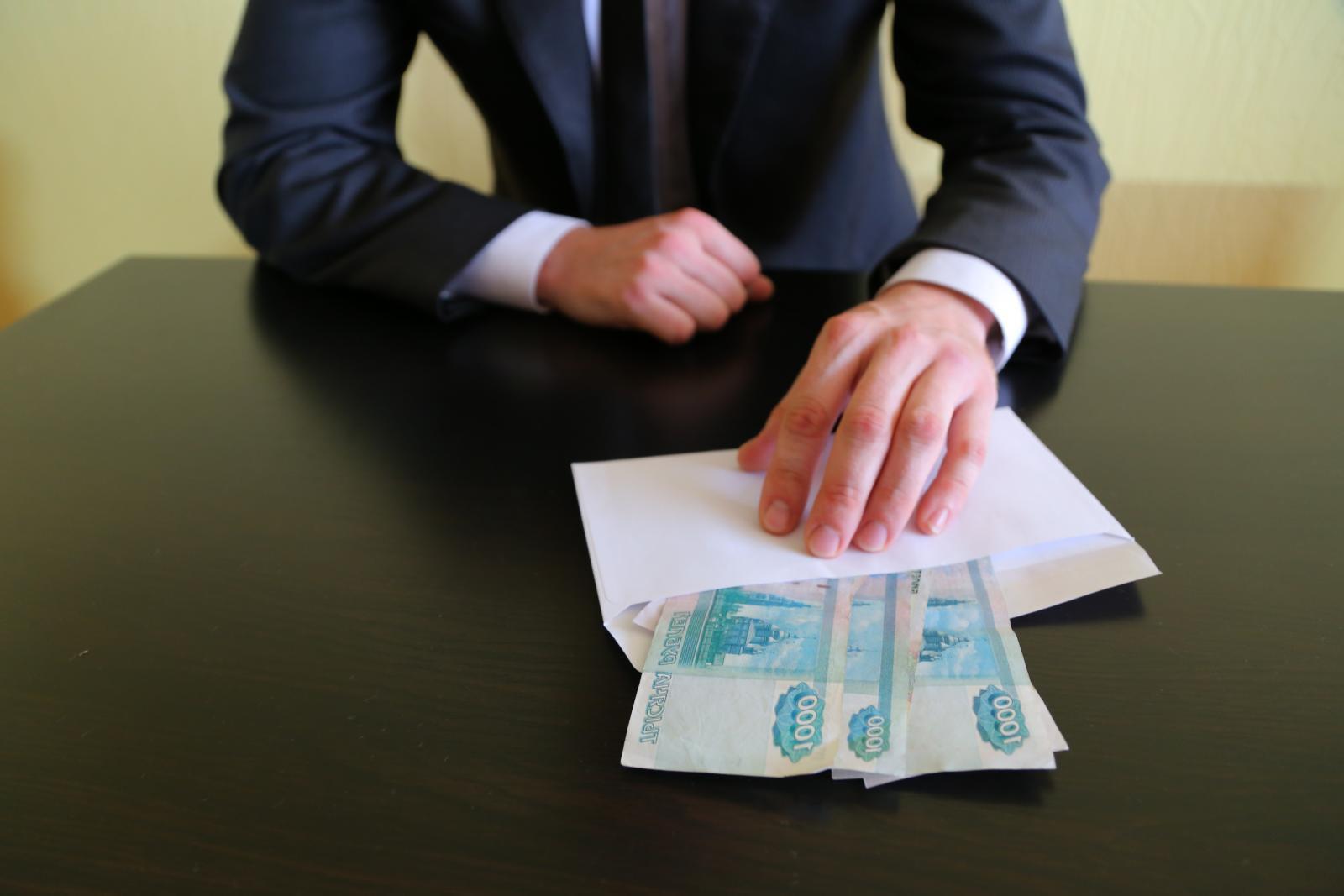 В Брянской области выросла коррупция на 100%