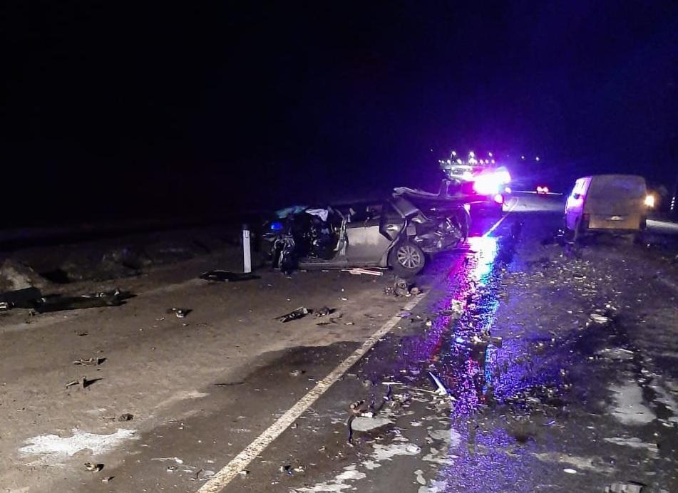 На брянской трассе 50-летний водитель Kia насмерть сбил пешехода
